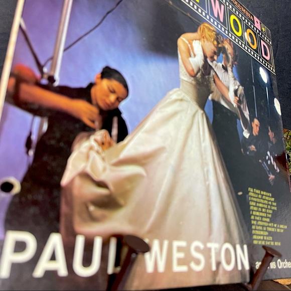 vintage paul weston and his orchestra album